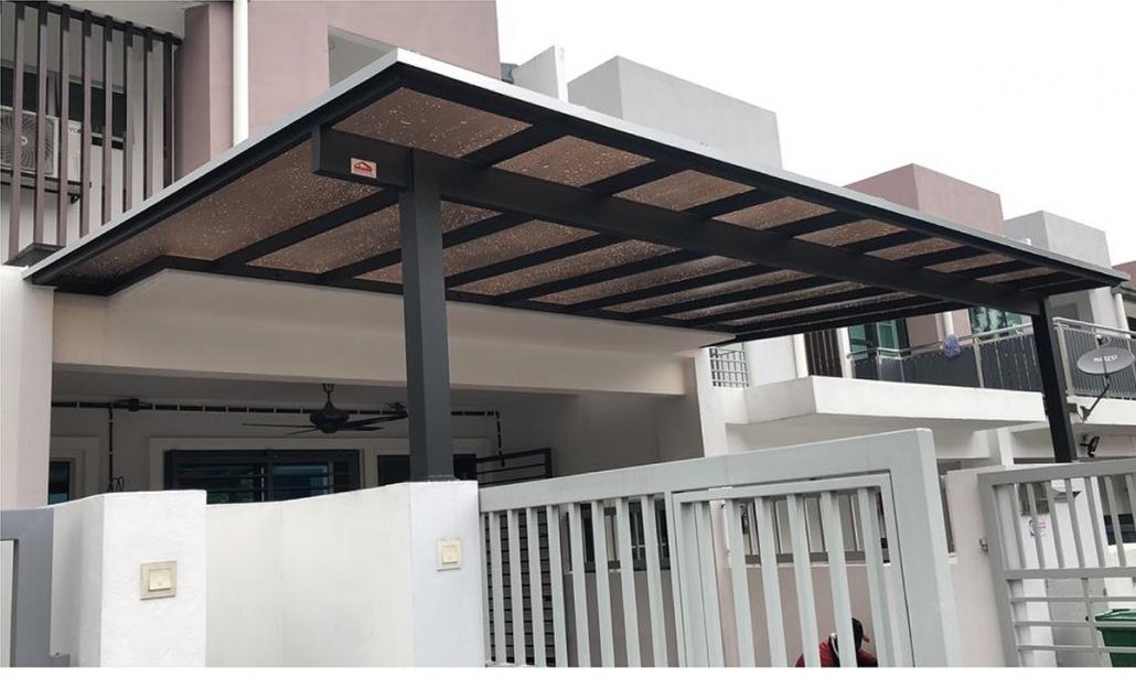 Metal Roof Installation Malaysia Metal Roofing Malaysia Inhome Engineering