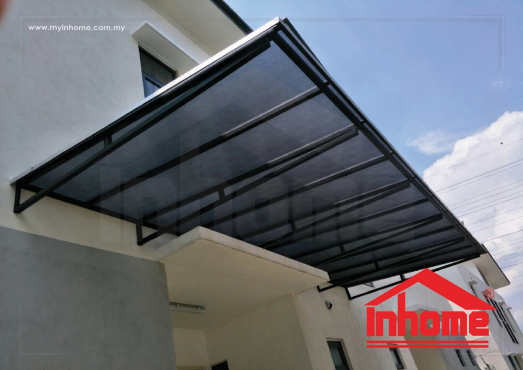 Polycarbonate Skylight Roofing Polycarbonate Roof Malaysia Polycarbonate Awning Inhome